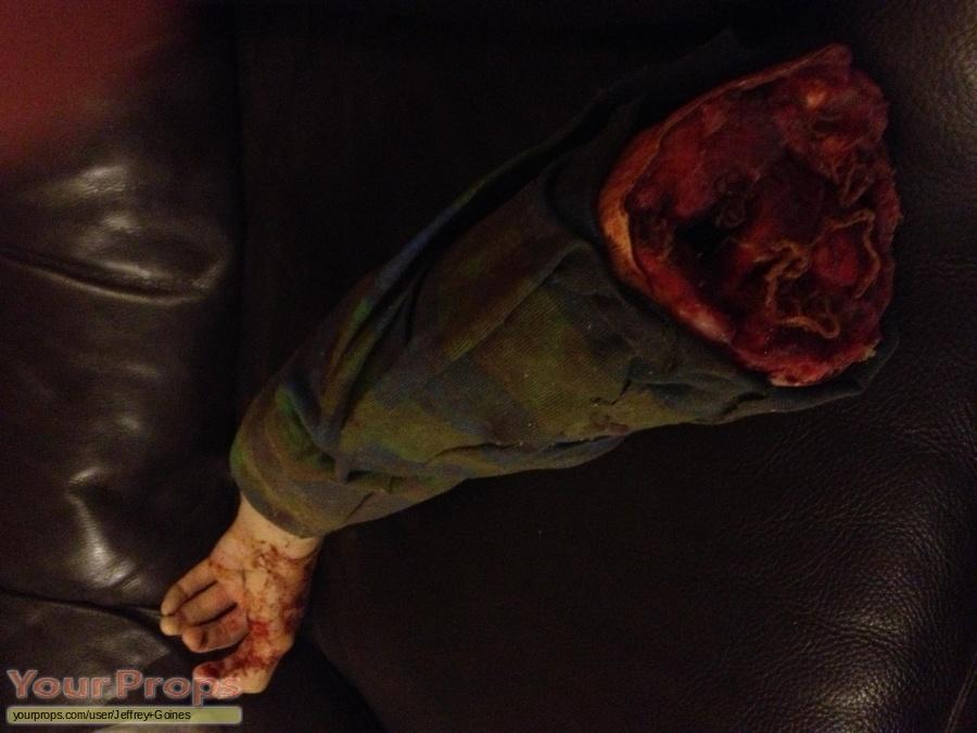 Shaun Of The Dead original movie prop
