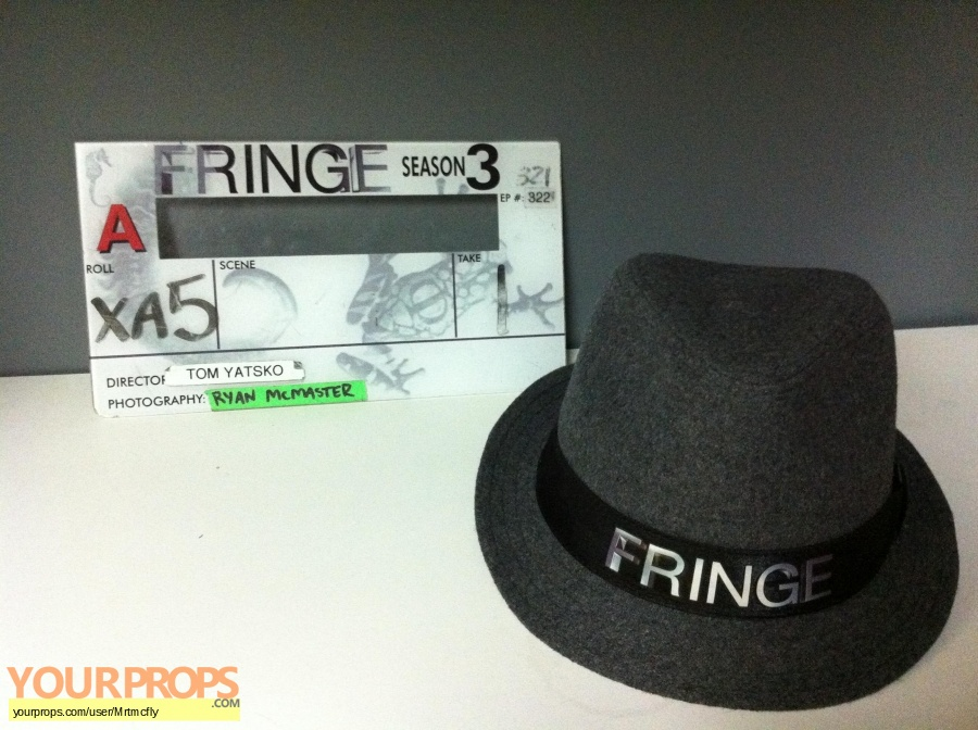Fringe original production material
