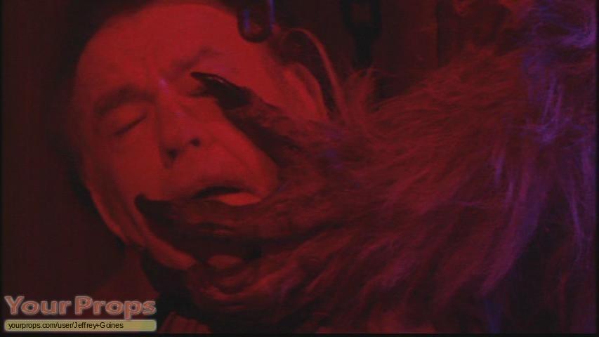 Creepshow original make-up   prosthetics