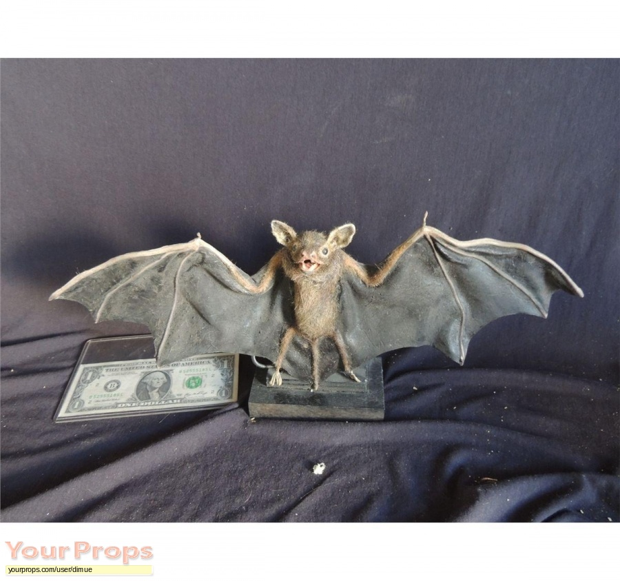 Bats original movie prop