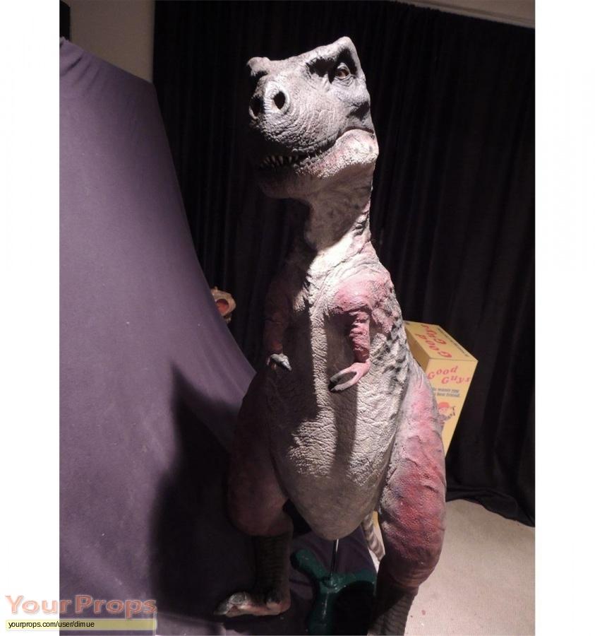 Carnosaur 4 (unproduced) original movie prop