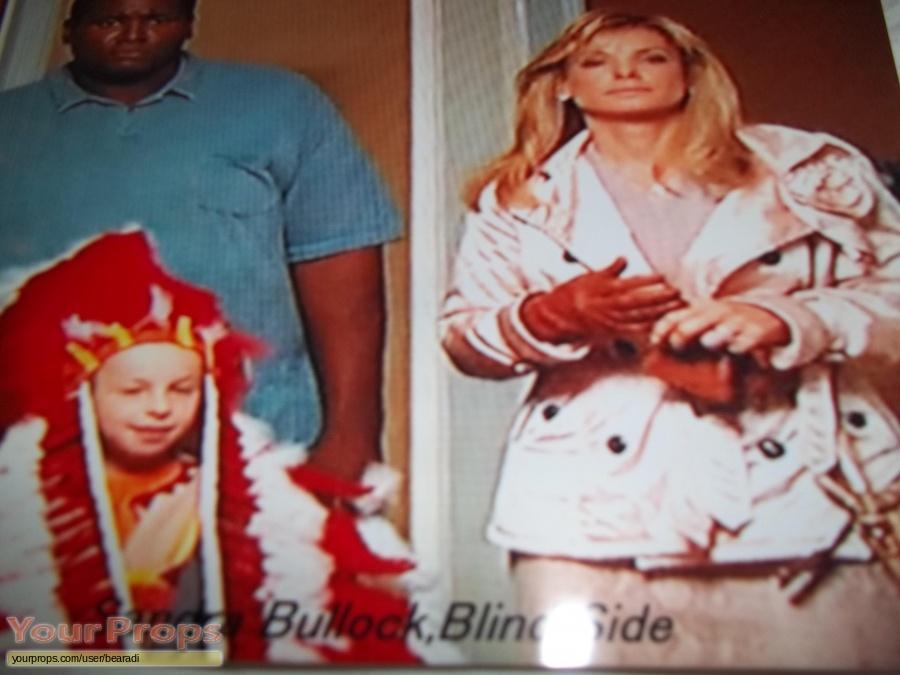 The Blind Side original movie costume