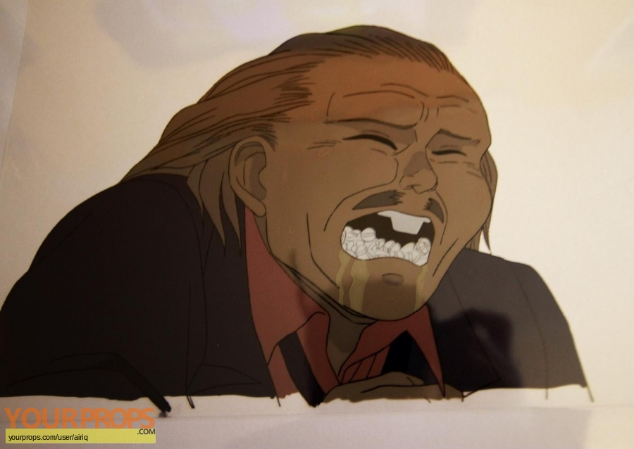 Akira original movie prop