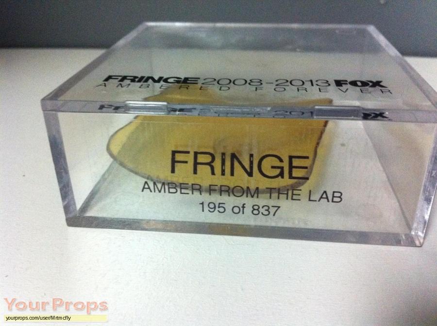Fringe original movie prop