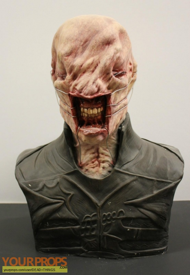Hellraiser replica movie prop
