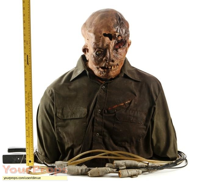 Friday the 13th  Part 4  The Final Chapter original movie prop