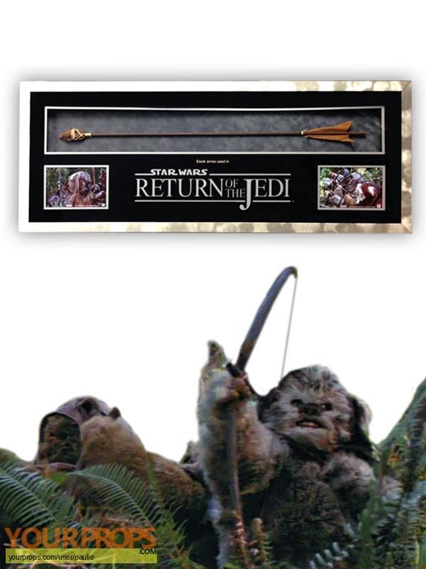 Star Wars  Return Of The Jedi original movie prop
