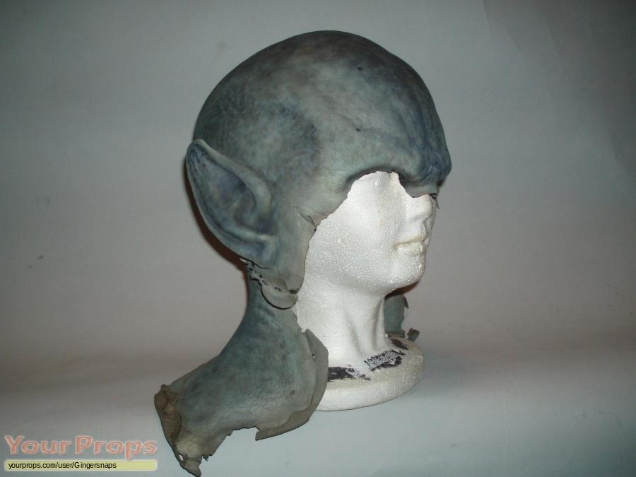 Underworld  Evolution original make-up   prosthetics