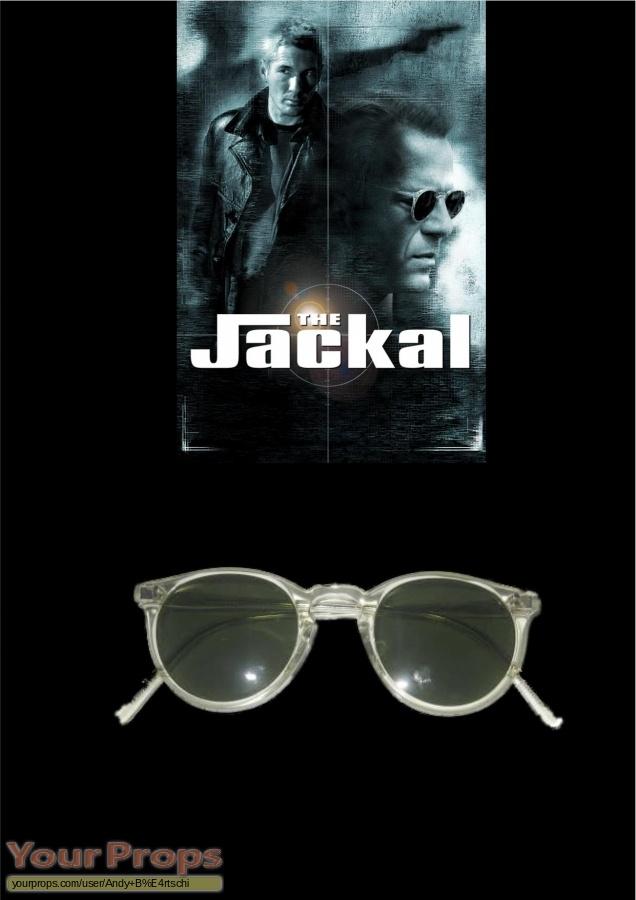 The Jackal original movie costume
