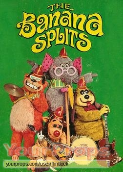 Banana Splits original production material