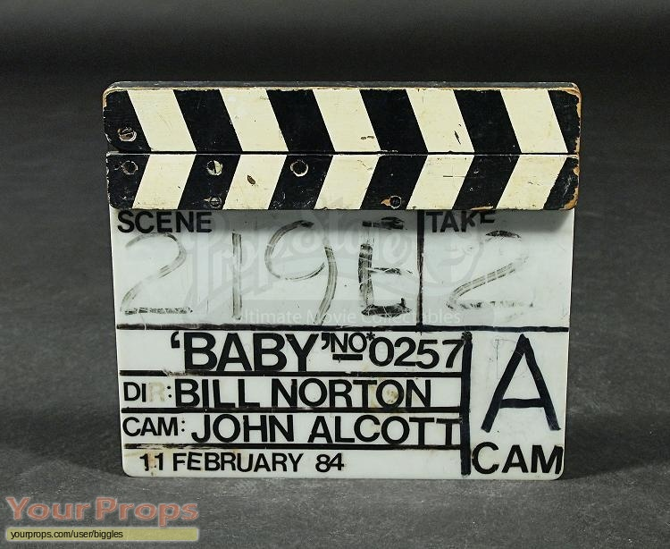 Baby  Secret of the Lost Legend original production material
