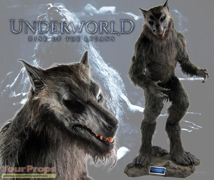 Underworld: Rise of the Lycans Lycan Display original ...