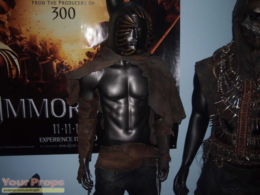 Immortals original movie costume