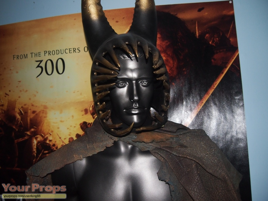 Immortals original movie prop