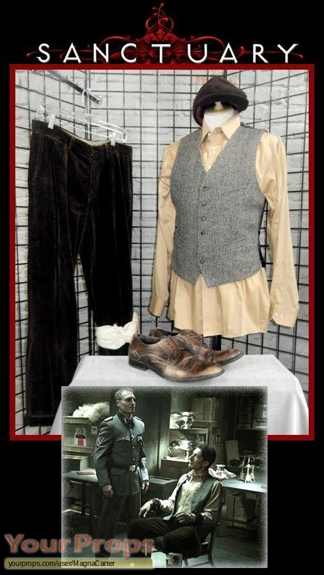 Sanctuary original movie costume