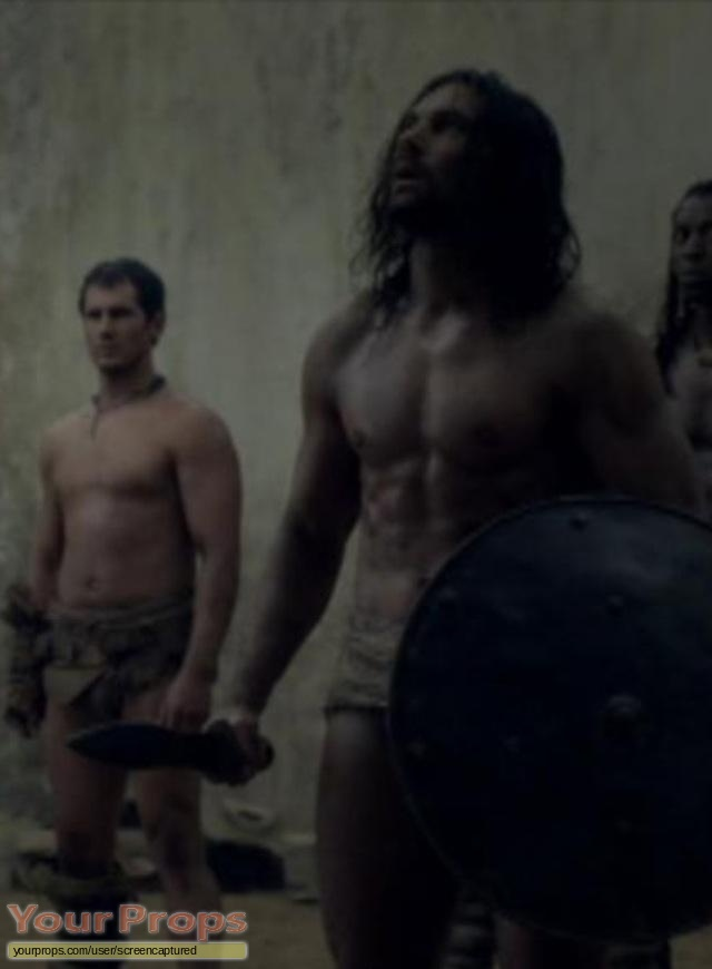 Spartacus  Blood and Sand original movie prop weapon