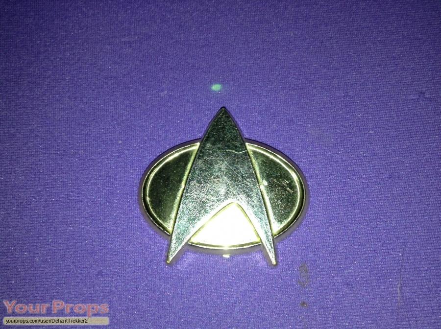 Star Trek  The Next Generation replica movie costume