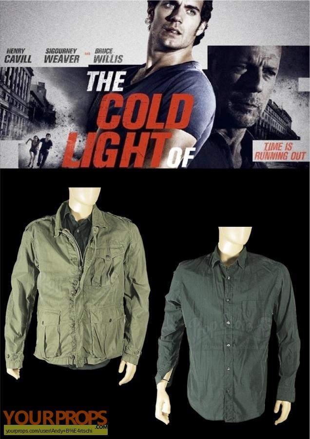 Cold Light of Day original movie costume