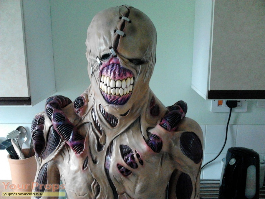 Resident Evil  Apocalypse made from scratch movie costume
