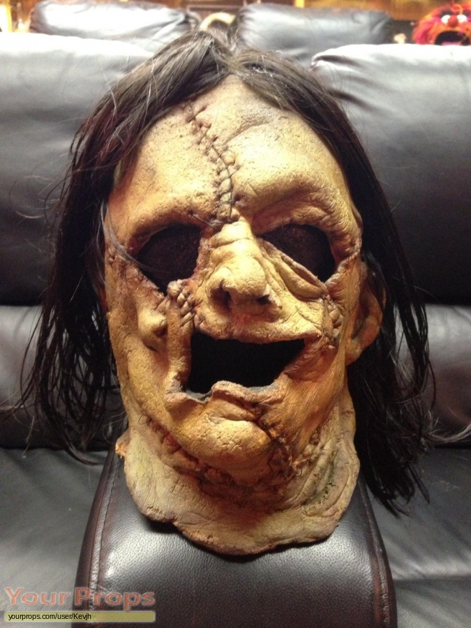 The Texas Chainsaw Massacre 2 original movie prop