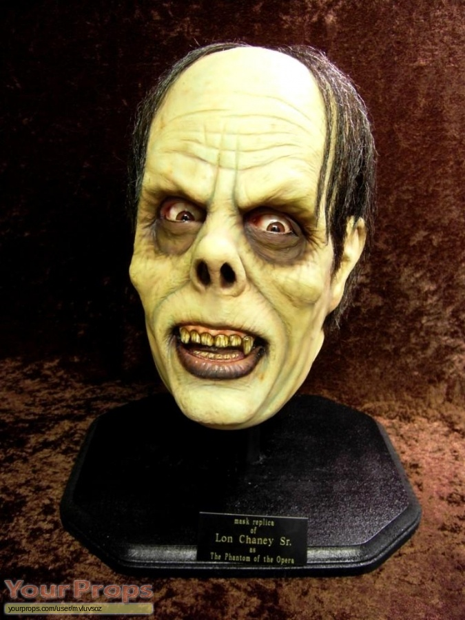 The Phantom of the Opera replica model   miniature
