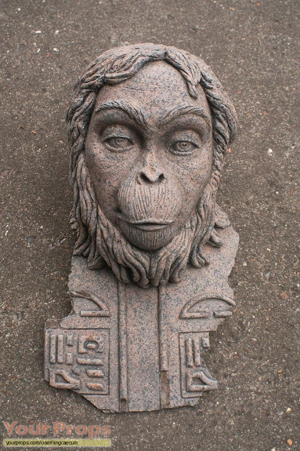 Planet of the Apes replica movie prop