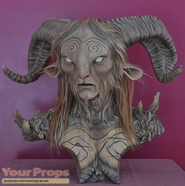 Pans Labyrinth replica movie prop