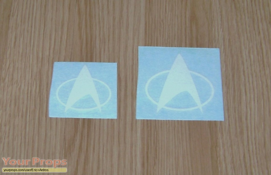 Star Trek  The Next Generation original movie prop