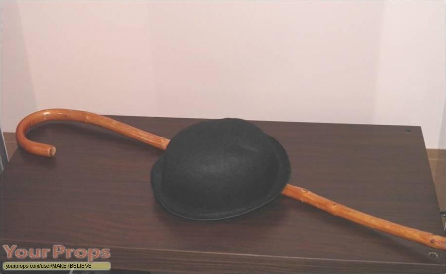 Chaplin replica movie costume