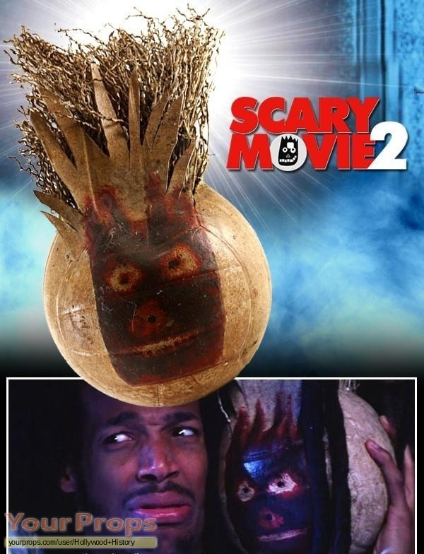 Scary Movie 2 original movie prop