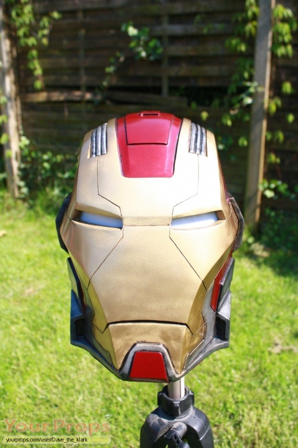 Iron Man 3 replica movie prop