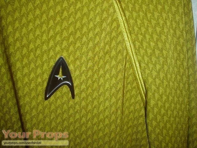 Star Trek Into Darkness replica movie costume