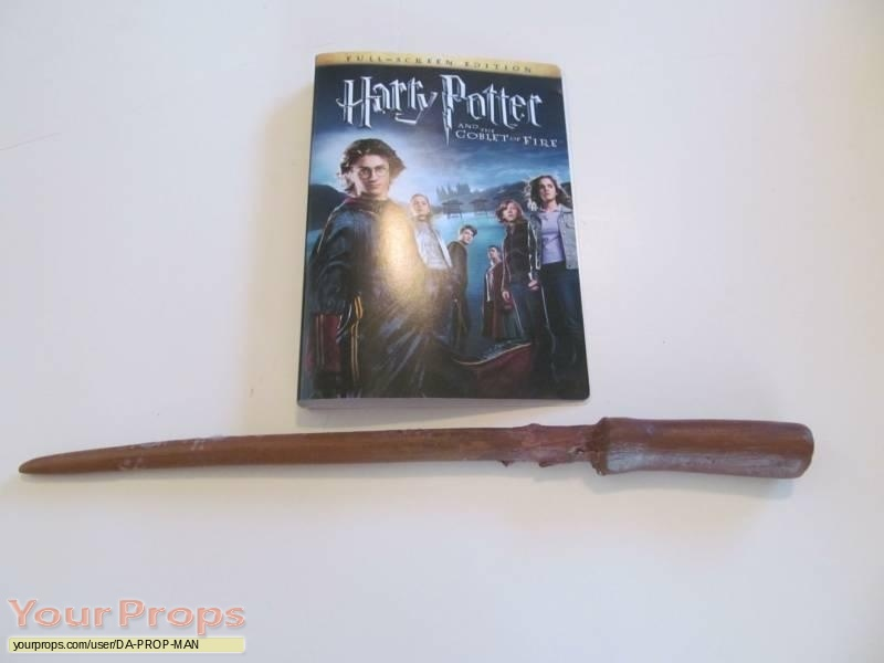 Harry Potter and the Goblet of Fire original movie prop