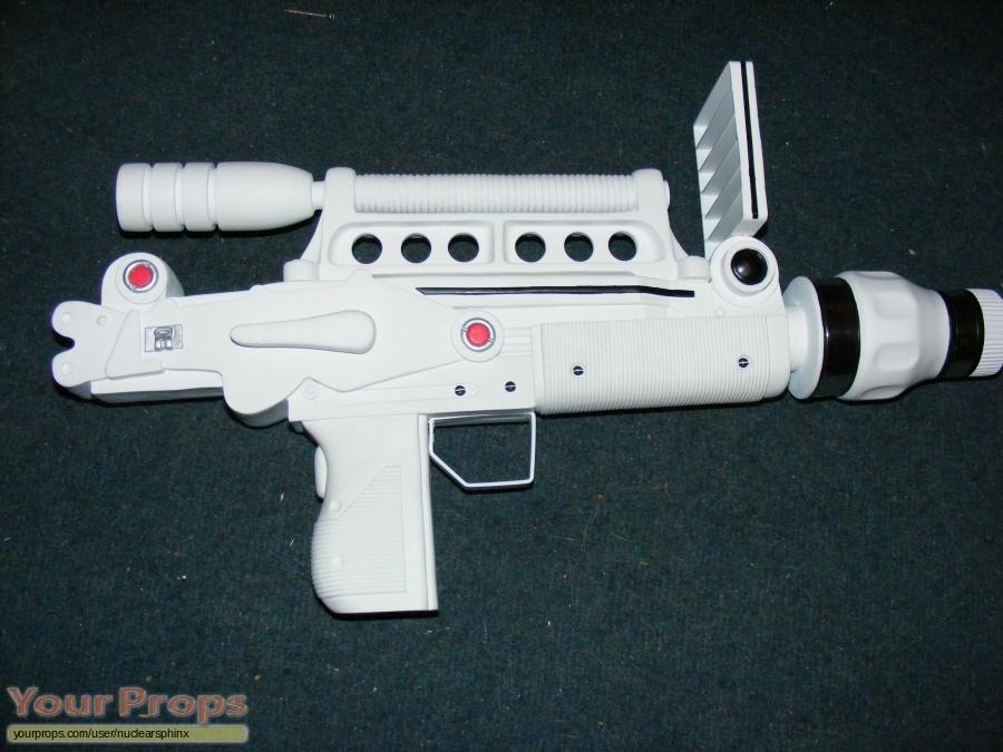 James Bond  Moonraker replica movie prop weapon