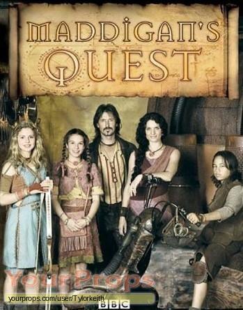 Maddigans Quest original movie costume