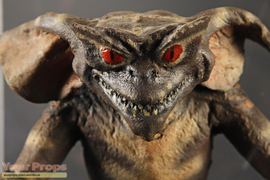 Gremlins original movie prop