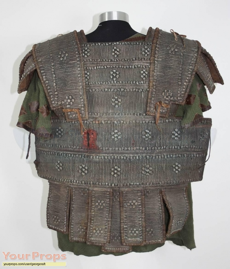 Troy original movie costume