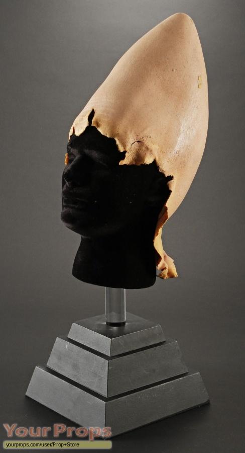 Coneheads original make-up   prosthetics