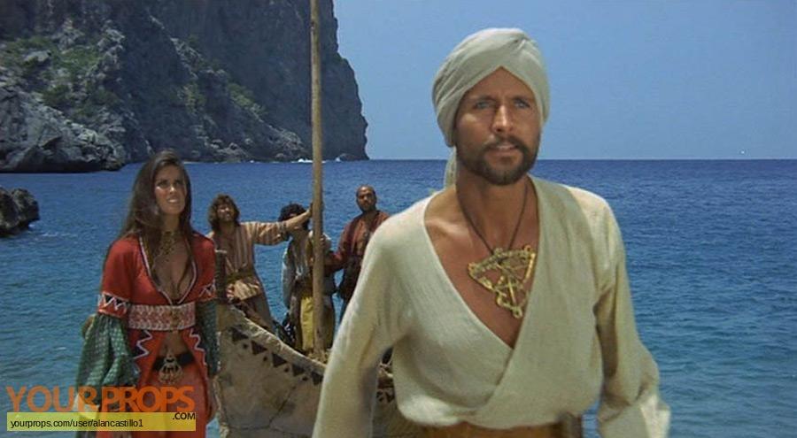 The Golden Voyage of Sinbad replica movie prop