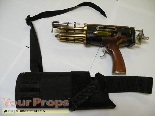 Sanctuary original movie prop weapon