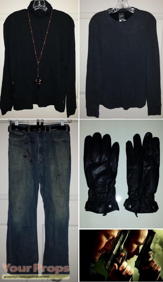 The Boondock Saints II  All Saints Day original movie costume