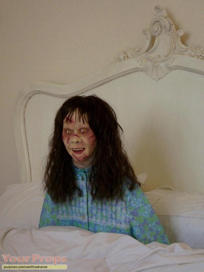 The Exorcist replica movie prop