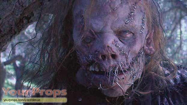 Monster Man original movie prop