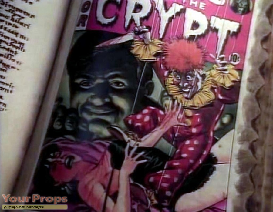 Tales from the Crypt original production material