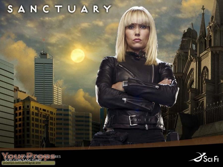 Sanctuary original movie costume