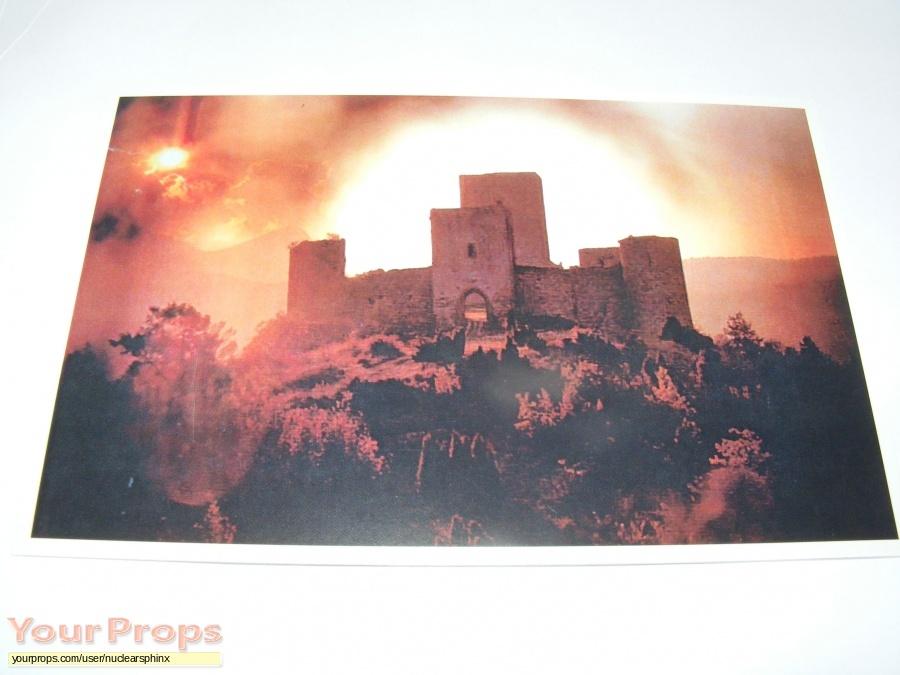 The Ninth Gate replica movie prop