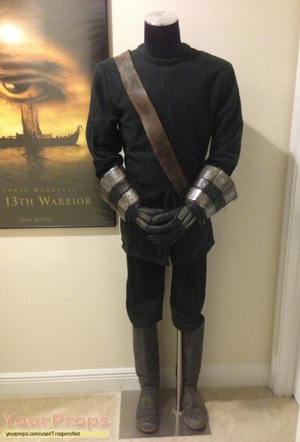 The 13th Warrior original movie costume