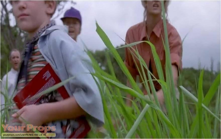 jurassic park dinosaur detectives book replica replica movie prop