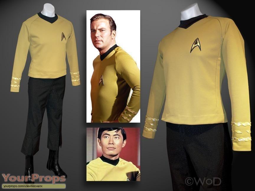 Star Trek  Phase 2 original movie costume