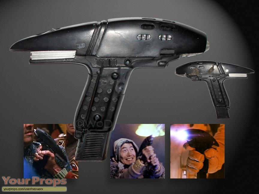 Star Trek V  The Final Frontier original movie prop